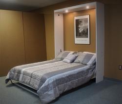 Murphy bed #131-0420 Desk