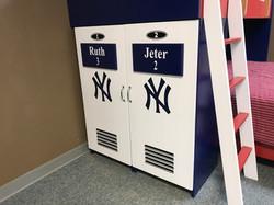 Yankee Loft Bunk Locker