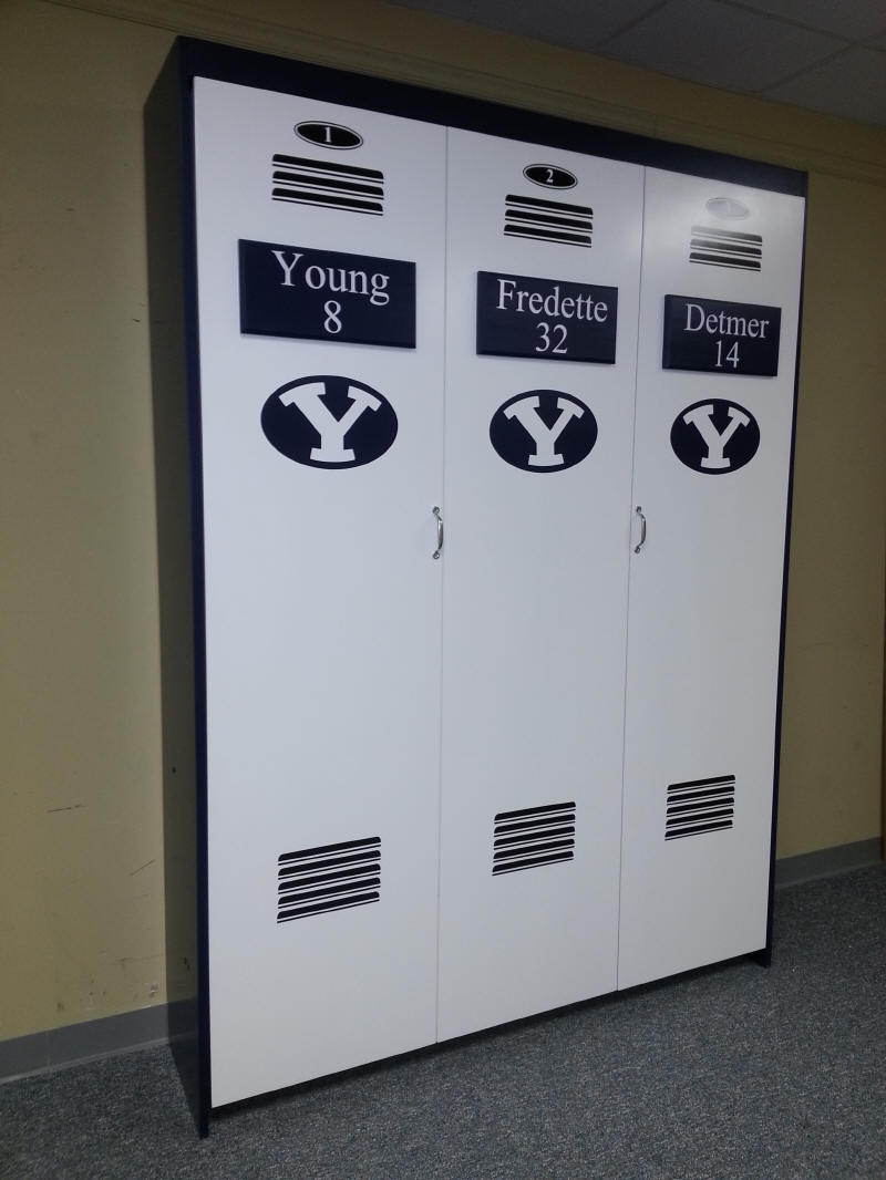 BYU Murphy bed