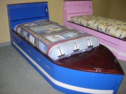 Standard Boat Bed