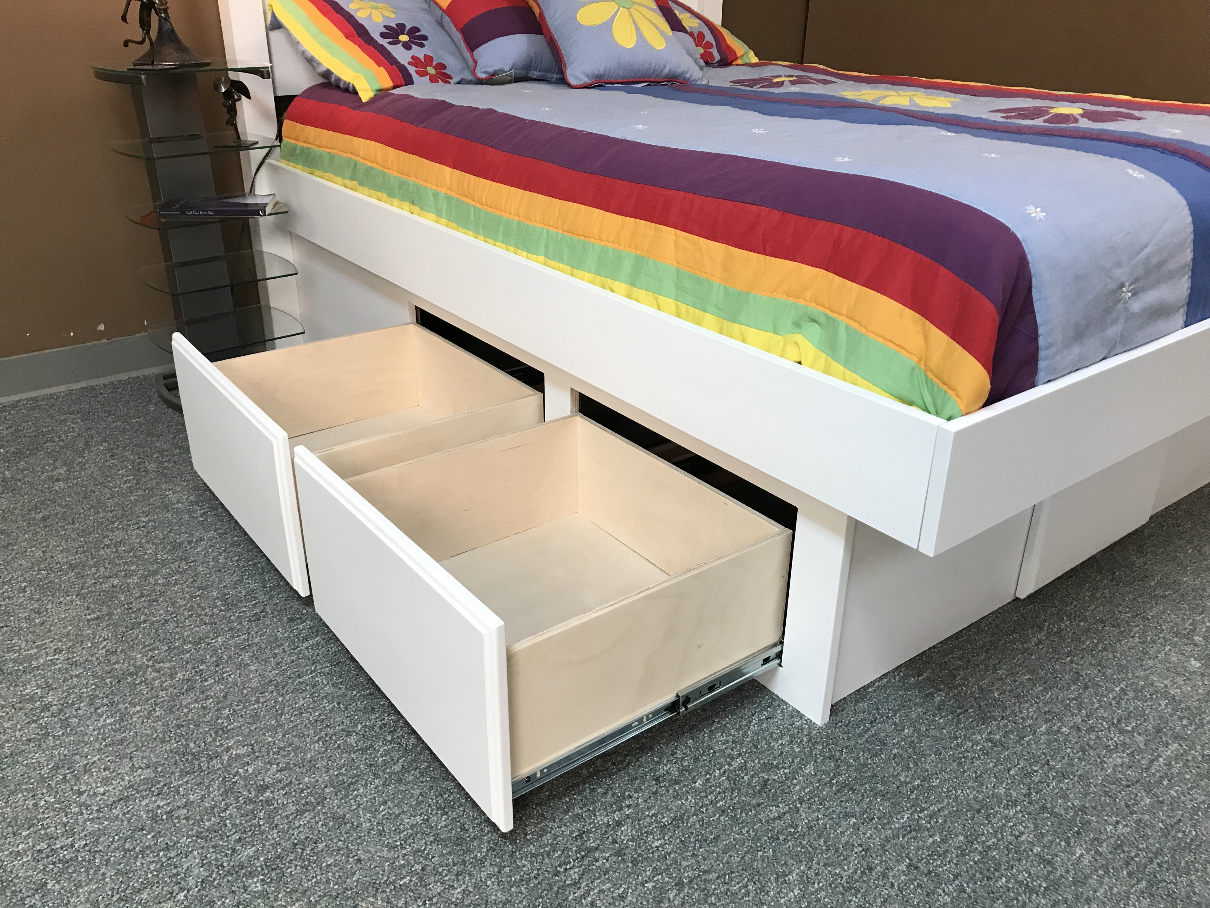 Marco 7 Headboard Drawers