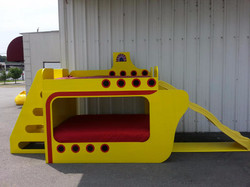 Yellow Submarine Bunk