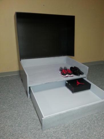 Jordan Box Open
