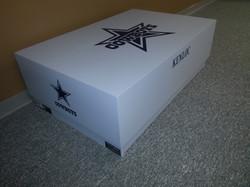 Cowboys Shoebox