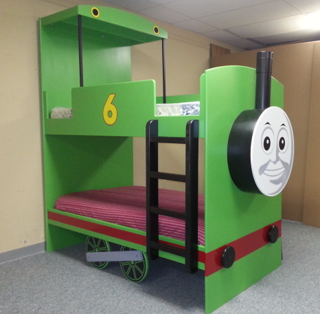 Percy the Train Bunk