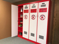 Red Sox Murphy Bookcase