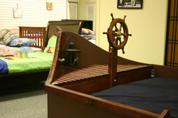 Boat bed Style 2 Front View