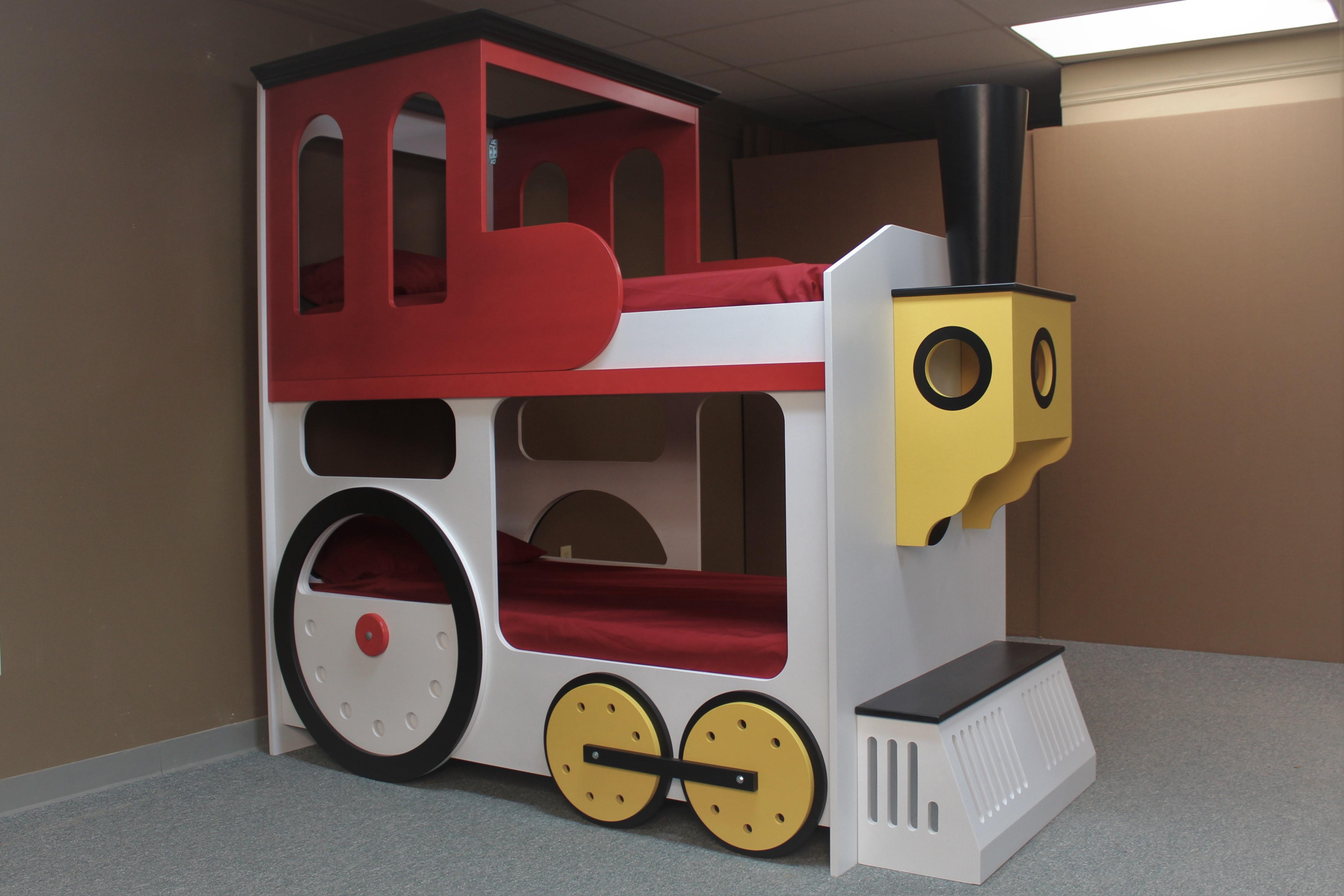 New Train No Ladder