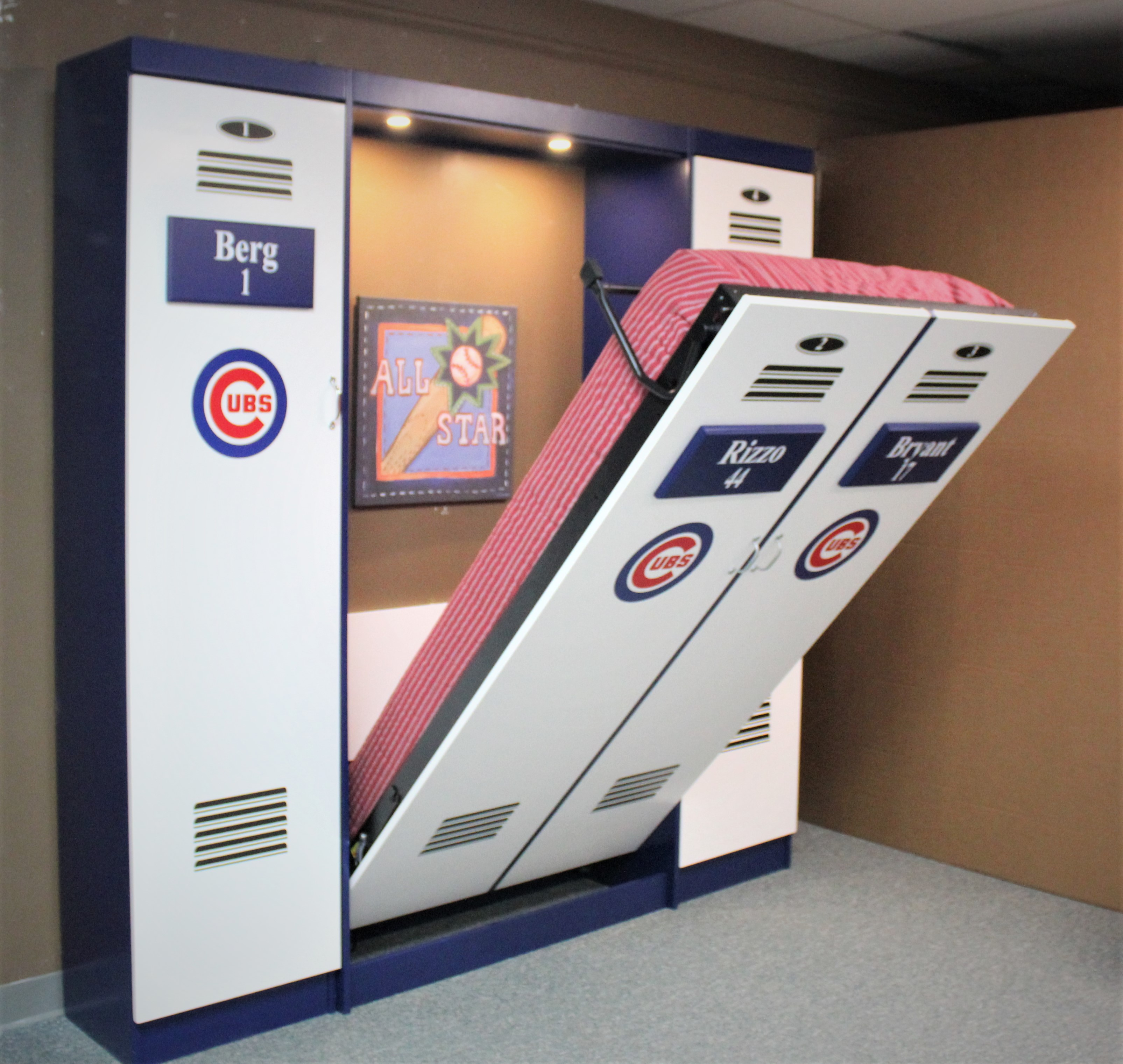 Cubs Opening