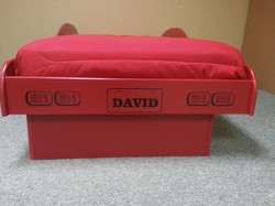 Car Bed Front