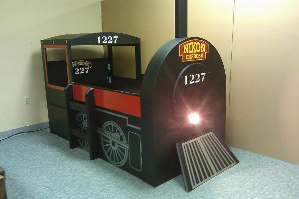 Nixon's Train
