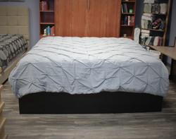 Storage Lift Bed Down