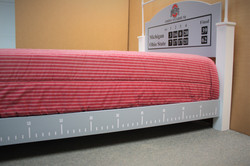 Full size Football Bed Siderails