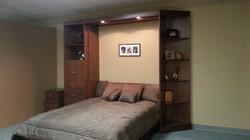 Manhattan Murphy Bed Desk #122-1115