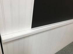 #1112-0218 Chalkboard Murphy Bed