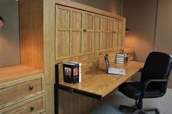 Horizontal FLW Desk