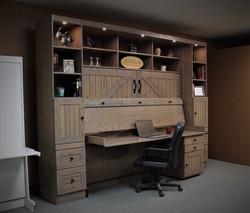 1619-0321 Desk Open Side