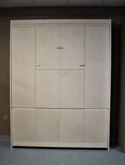 Murphy bed #131-0418 Bed Closed