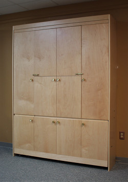 Murphy bed #131-0819 Bed Closed