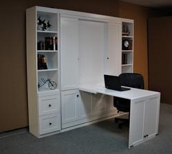 Shaker White Desk
