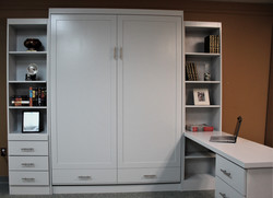 Emberling Murphy Wall Bed Closed