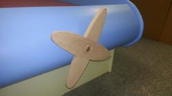 Air Plane Bed