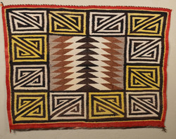 Single Saddle Blanket