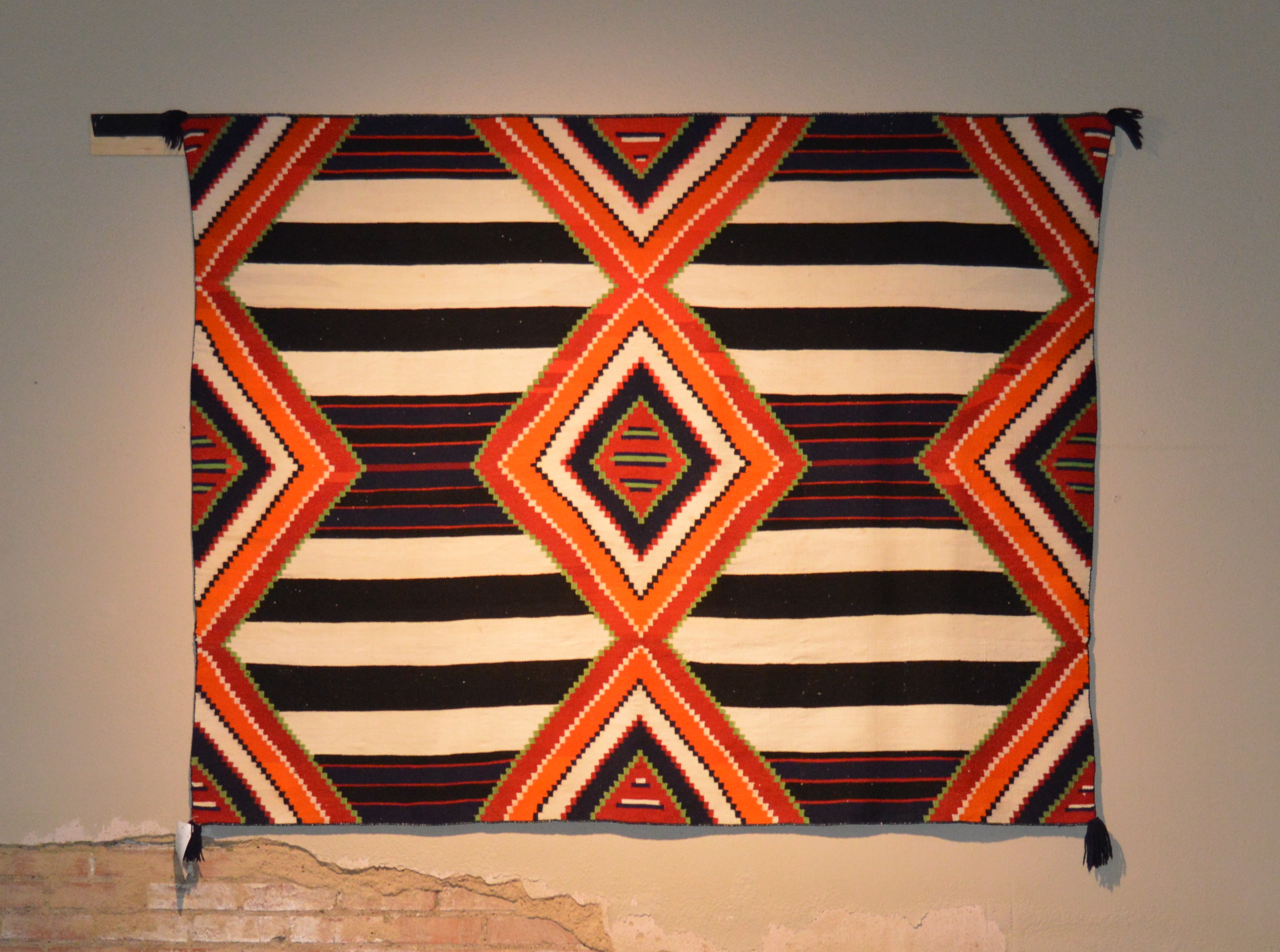 Third Phase Chief's Style Blanket