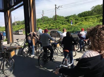 Bike tour of Krakow.JPG
