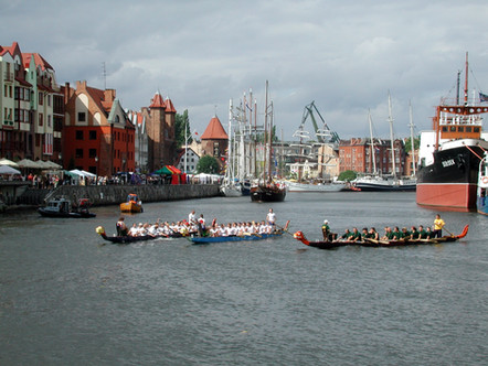 Gdansk dragon boats competition.jpg