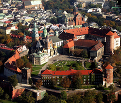 Wawel castle fot. Jarek_Pawlak