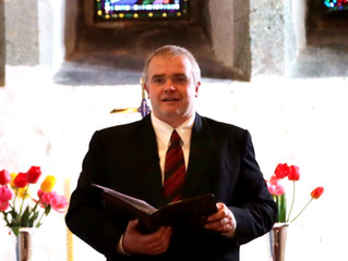 Besøk av pastor og hovedstyreleder Magnar Mæland søndag 17. mars
