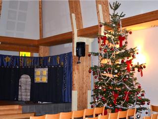 God jul fra venner i menigheten