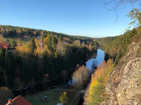 Via Ferrata Haldenkanalen - Brekke sluser - Halden