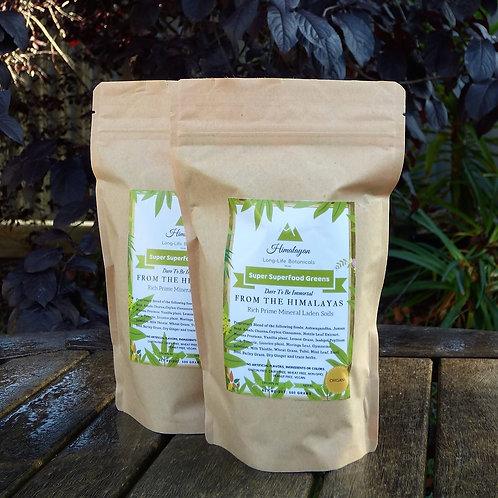 Himalayan Harvest Super Superfood Greens - 250 gm ~ 8.5 oz