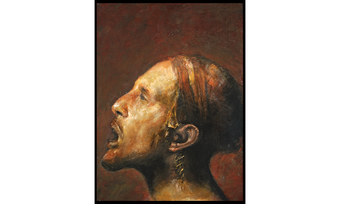 Study - Copy of Odd Nerdrum painting