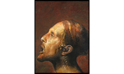 Study - Copy of Odd Nerdrum painting