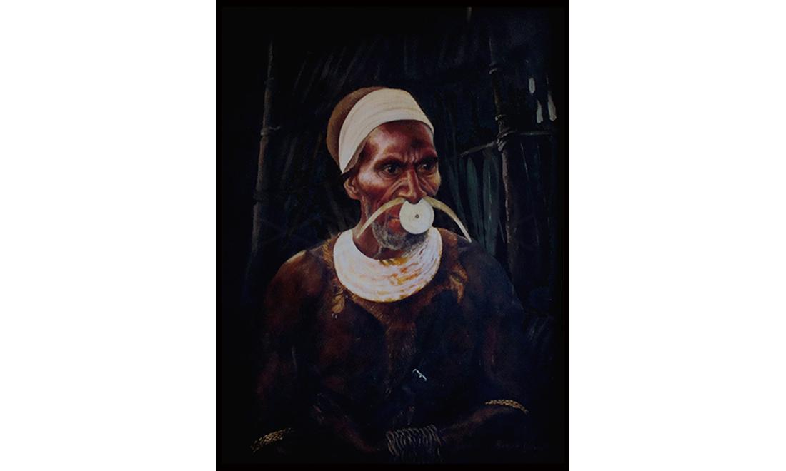 Chimbu Bigman - Papua New Guinea