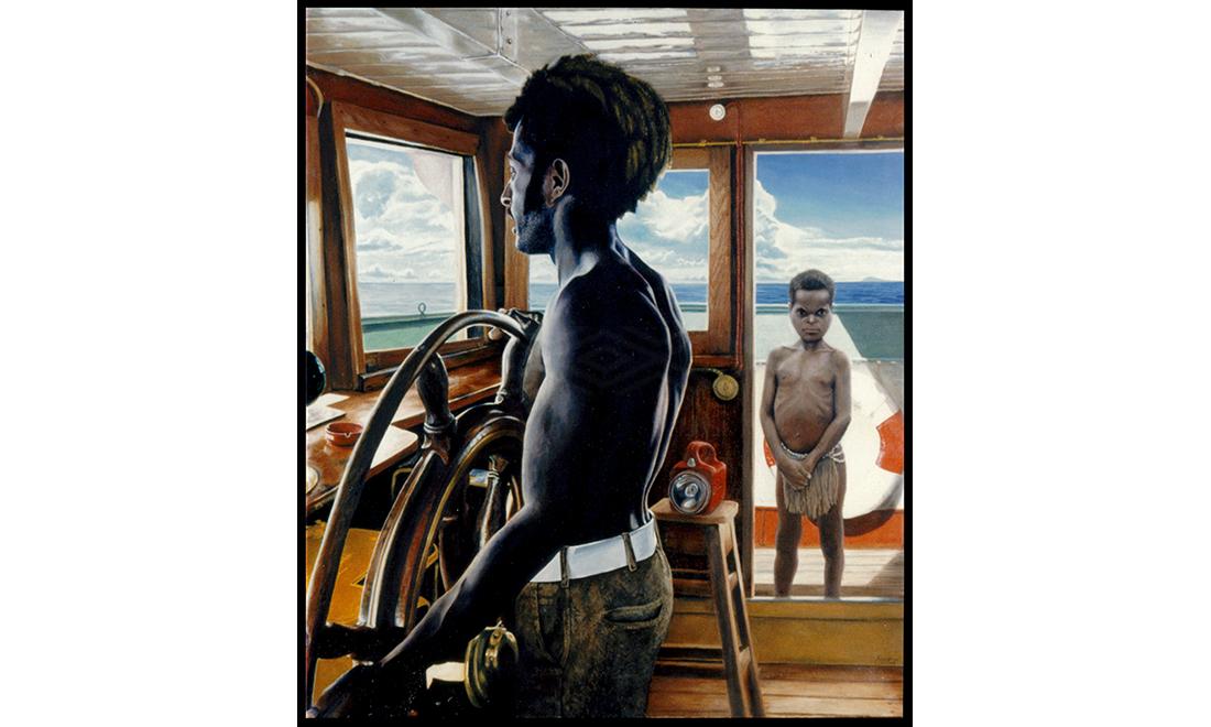 Melanesia - Clement Man Solomon