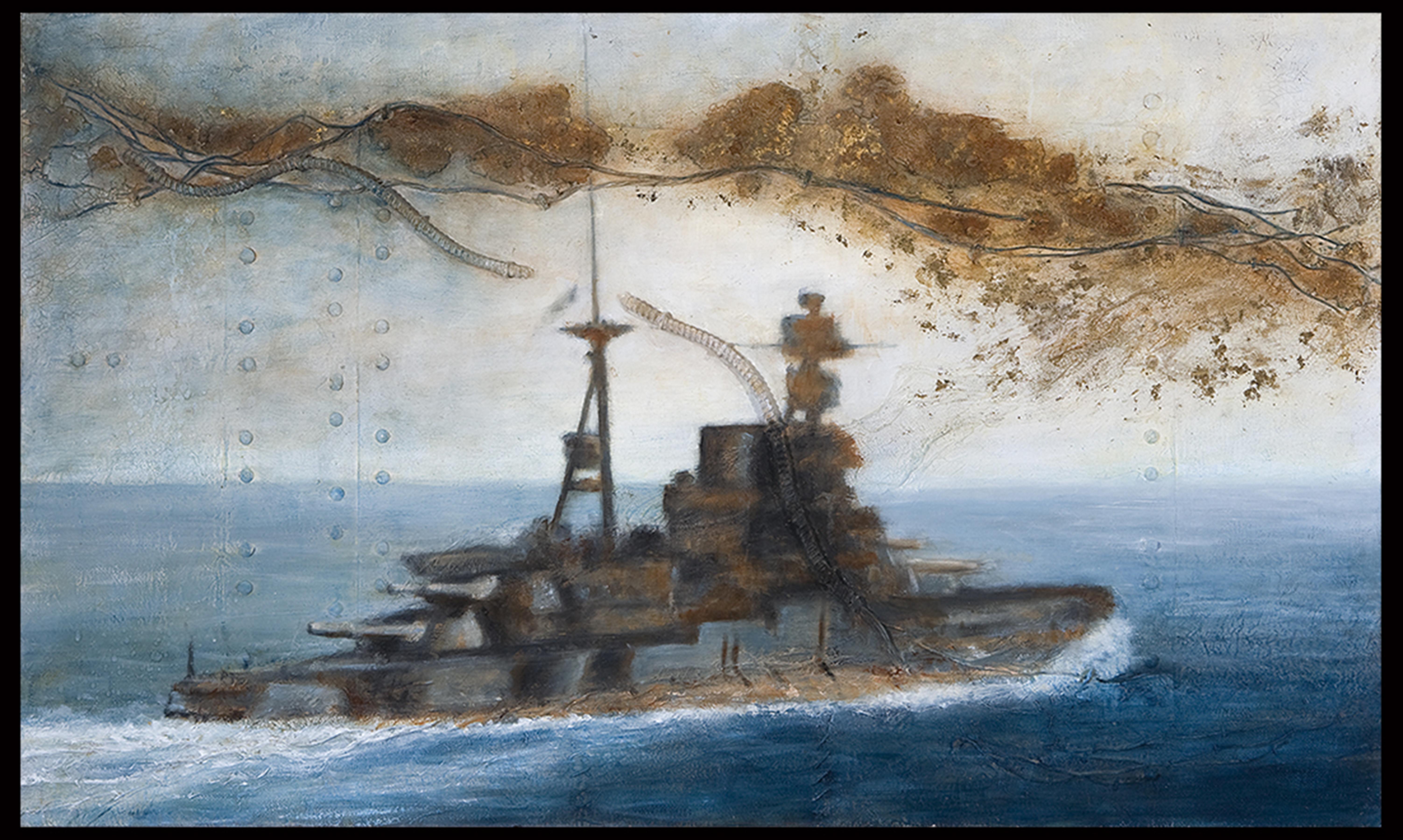 HMS Barham - 1941