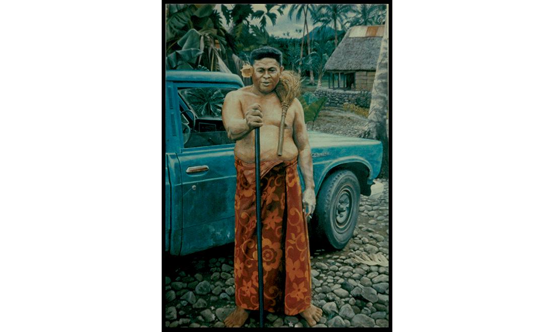 Leota - Samoan Matai