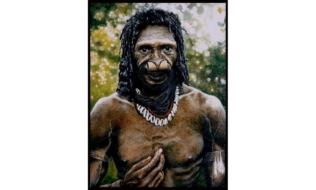 Ecce Homo - Papua New Guinea