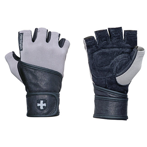 Harbinger | Classic Wristwrap Gloves