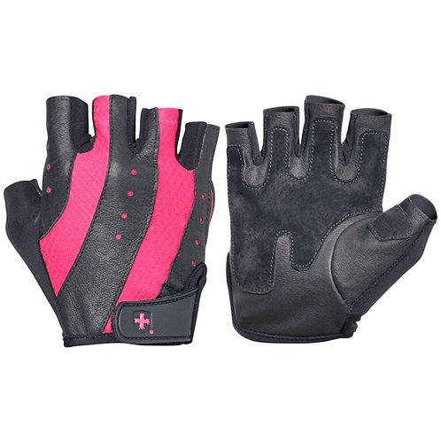 Harbinger   Women's Pro Gloves Pink