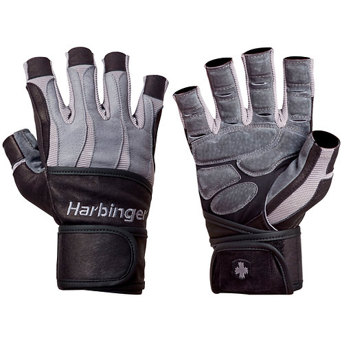 Harbinger | BioForm Wristwrap Gloves