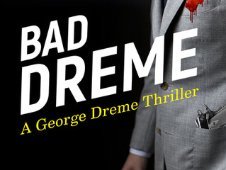 BAD DREME is now available in Paperback on Kindle!