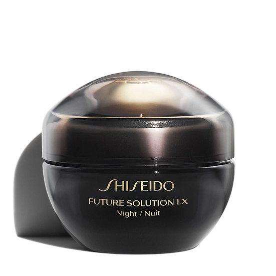 Shiseido Future Solution LX Crema viso notte 50 ml