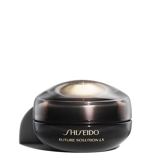 Shiseido Future Solution LX Crema contorno occhi e labbra 17 ml