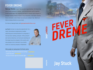 Dreme Fans-- the new print edition covers are in design -- they'll be on Kindle soon!