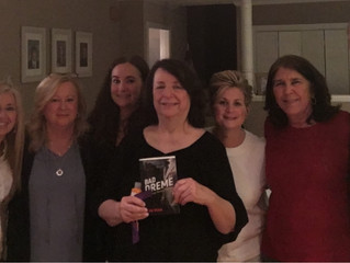 """Jay Stuck Addresses Fairfield County Book """"Clubbers"""" in Trumbull, CT."""